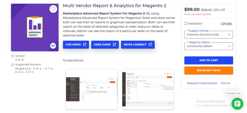 webkul-m2-advanced-reports