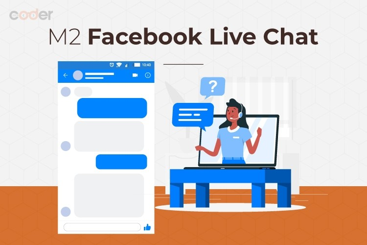 magento 2 facebook live chat extension