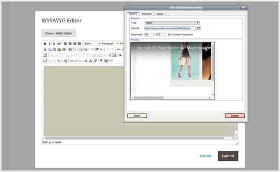 image slider magento 2