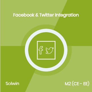 facebook twitter magento 2 extension