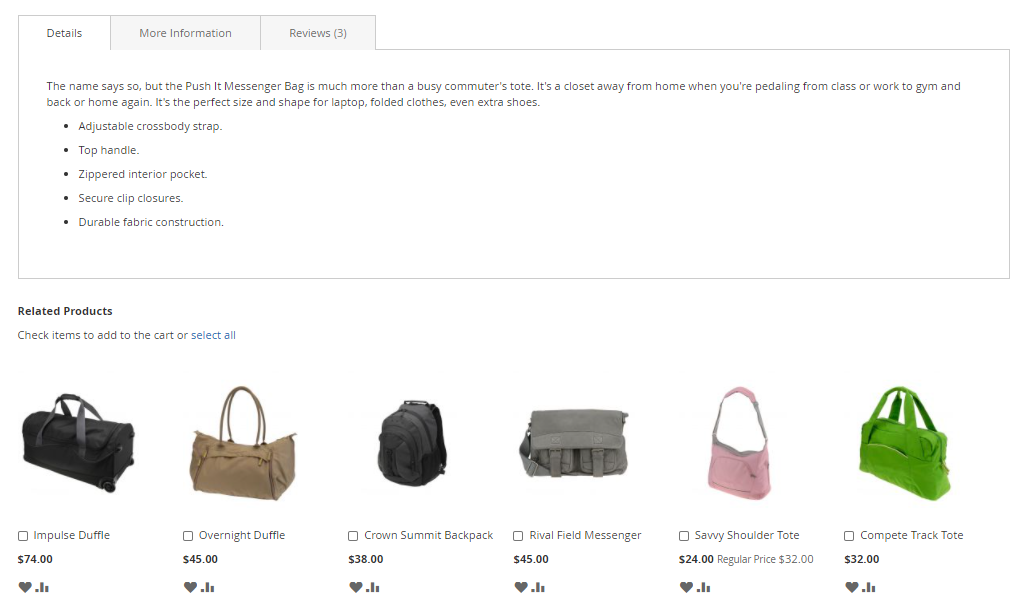 improve Magento UX and UI with product recommendations