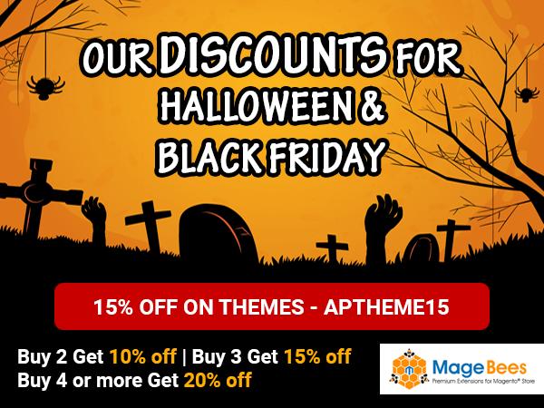 halloween deals magebees