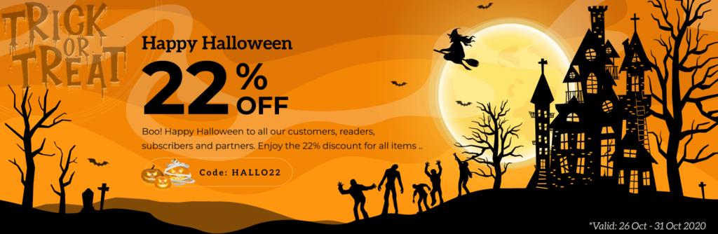 halloween deals landofcoder