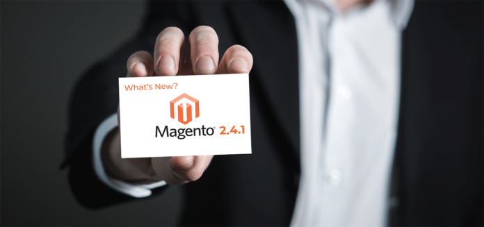 What's New in Magento 2.4.1