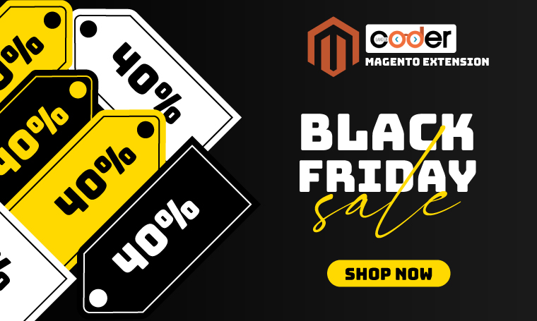 magento 2 black friday & monday cyber deals
