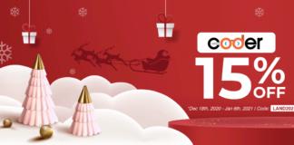 landofcoder christmas deals