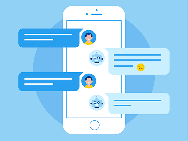 ecommerce trends 2021 - chatbots
