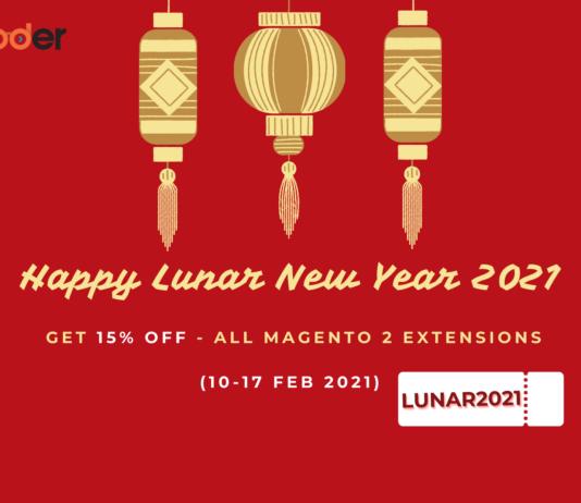 landofcoder lunar new year sale 2021