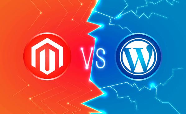magento vs wordpress comparison