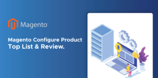 top magento 2 configure product