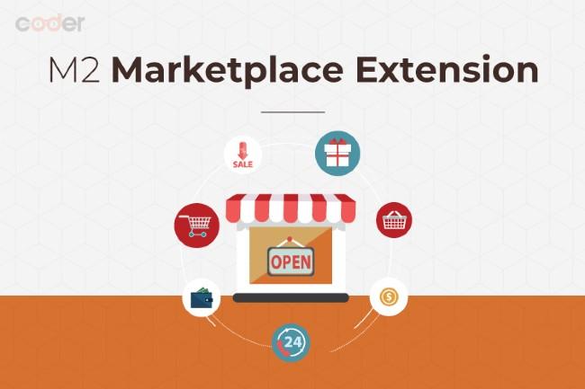 m2 market place extension