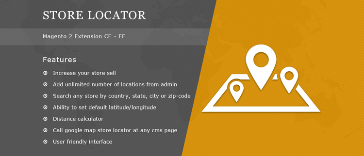 Solwin Infotech Store Locator Extension