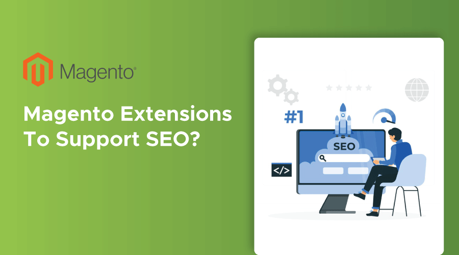 magento extension support SEO eCommerce