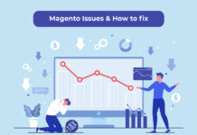 magento issues and how to fix