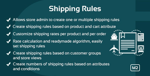 Cynoinfotech Shipping Rule Extension in Magento 2