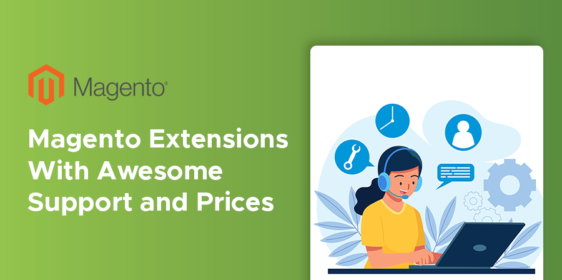 Magento extension with awesome support