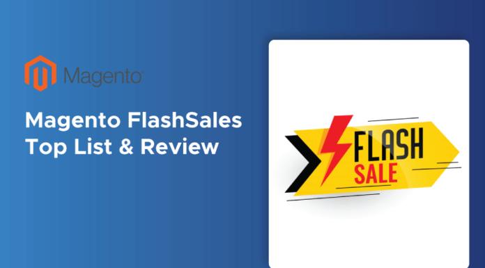 magento flash sale review top list