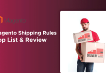 shipping rule magento top list