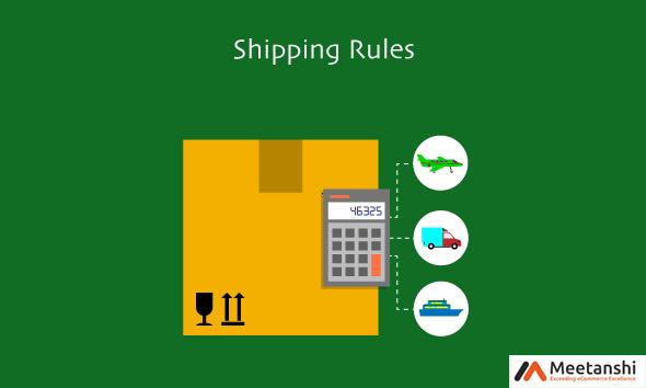Metanshi Magento 2 Shipping Rules Module