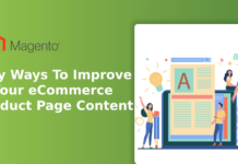 ways to improve ecommerce product page content