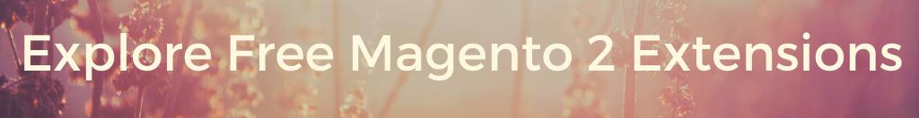free Magento 2 extensions from landofcoder team