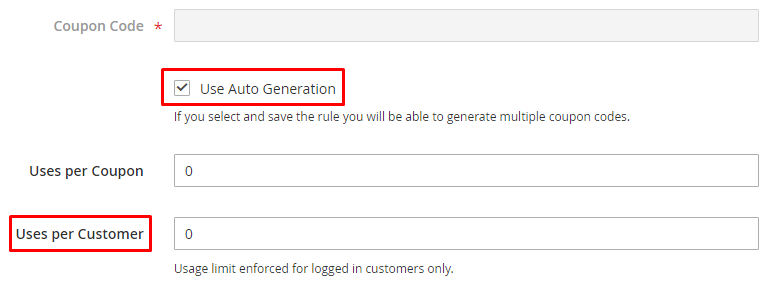 Magento 2 Coupon Generator Extensions