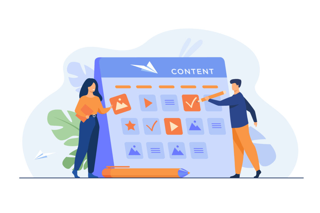 Post user-generated content