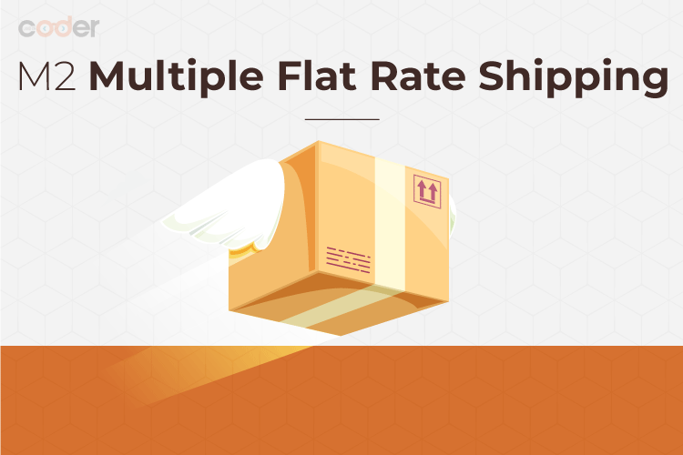 Magento 2 Multiple Flat Rate Shipping