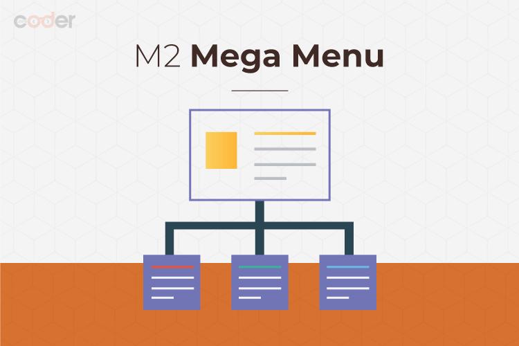 Magneto 2 Mega Menu Extension